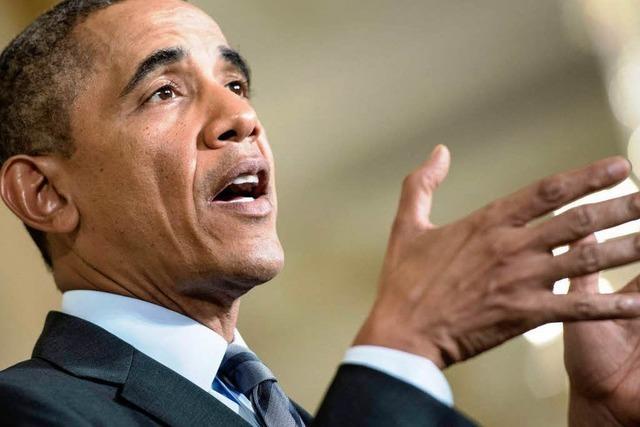US-Medien: Obama erwägt Einschränkungen für NSA