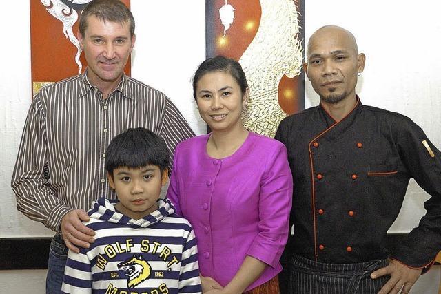 Vielfalt der Thai-Küche