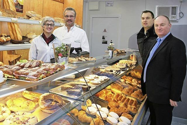 Bäckerei Friedrich öffnet Pavillon in Orschweier