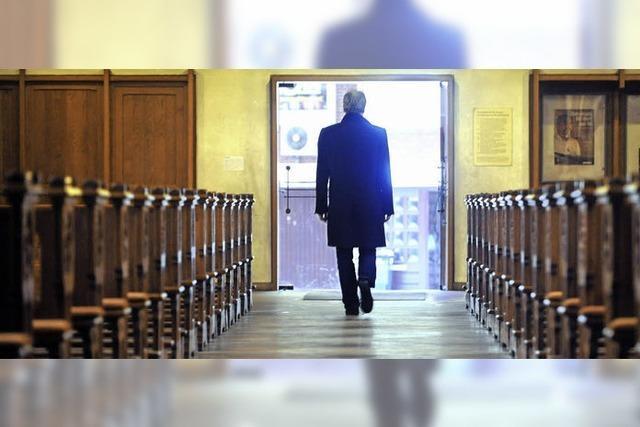150 Personen traten aus Kirche aus