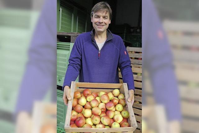 Markenhof gilt als erste Apfeladresse