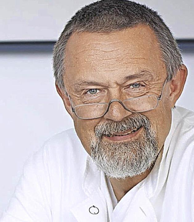 Professor Claus-W. Wallesch  | Foto: ZVG