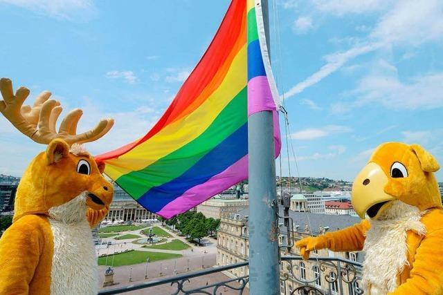 Politiker streiten über Umgang mit Homosexualität an Baden-Württembergs Schulen