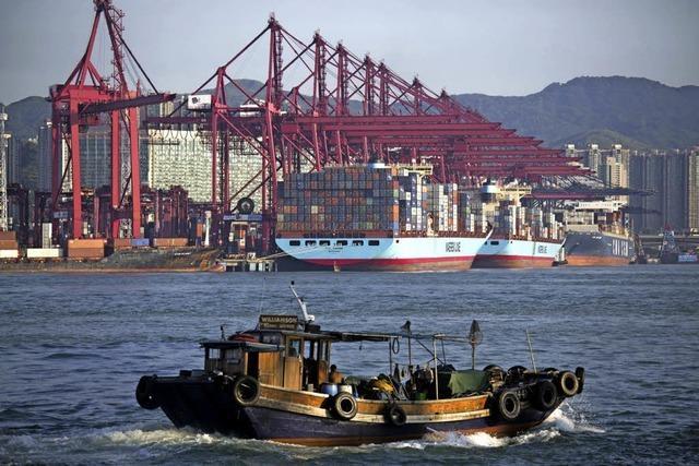 China löst die USA als größte Handelsnation ab