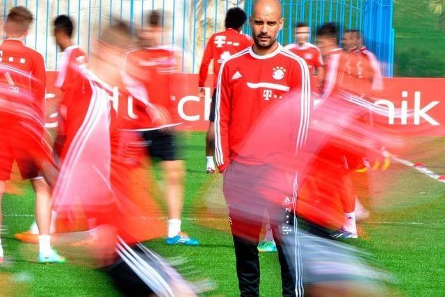 FC Bayern plant das nächste Superjahr