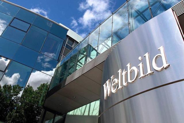 Umsatzrückgang: Weltbild-Verlag insolvent