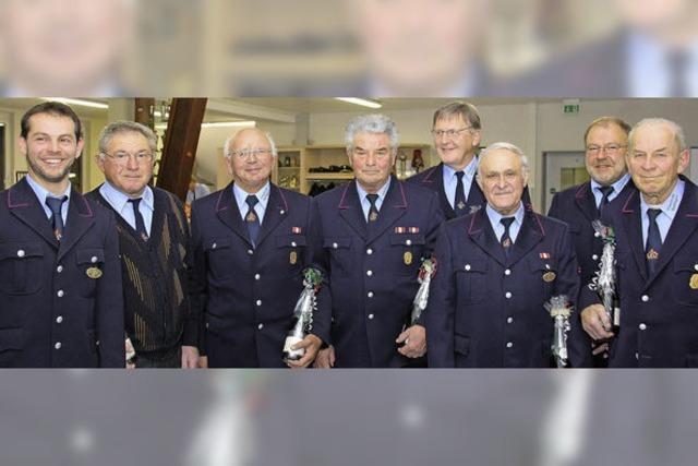 Feuerwehr verzeichnet so viele Einsätze wie seit 1974 nicht mehr