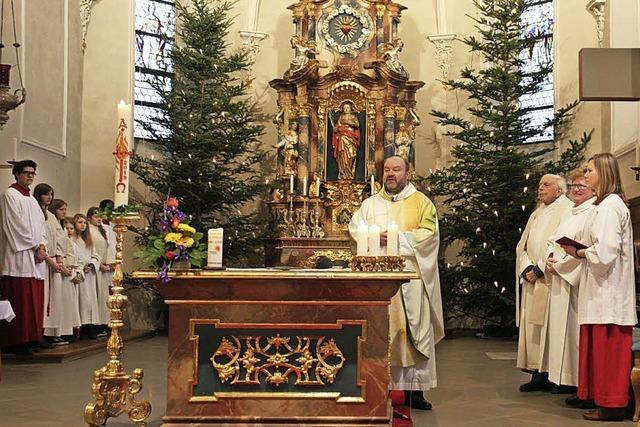 Abschied von Pfarrer Fritz