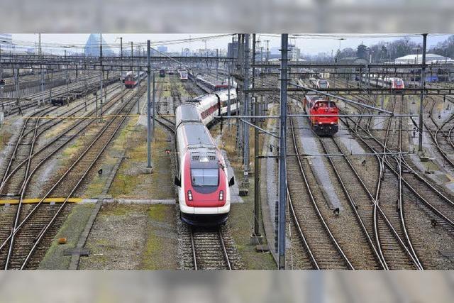 Was die Bahnausbau-Abstimmung für Basel bedeutet