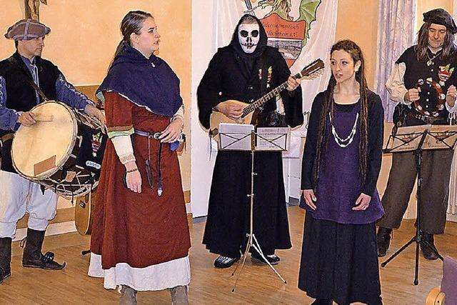 Mittelalterliche Klänge im St. Marienhaus