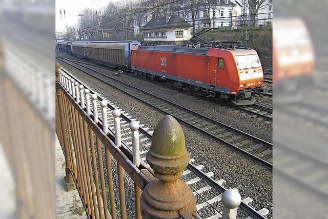 Europa und der Bahnlärm