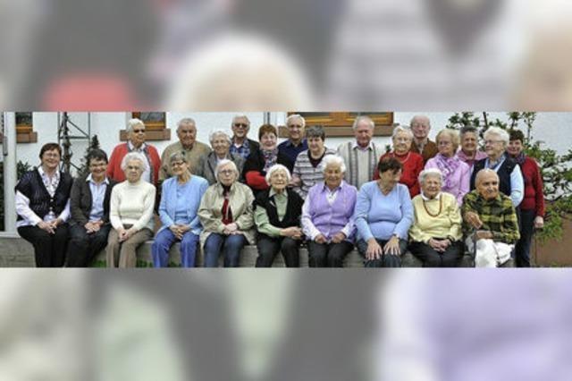 Senioren rücken stärker in den Fokus
