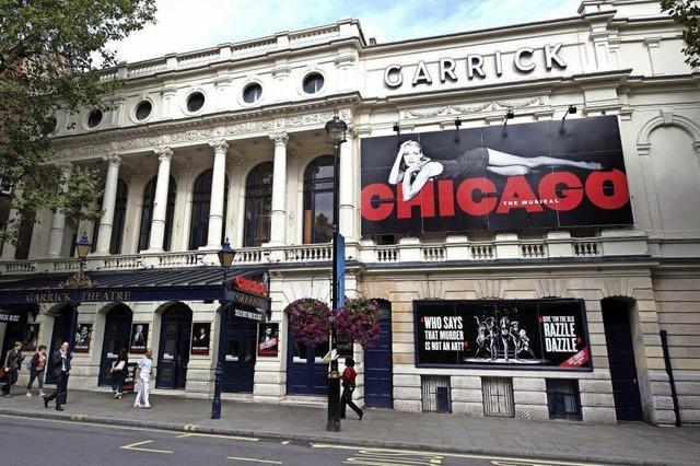 Wer rettet Londons Theaterszene?