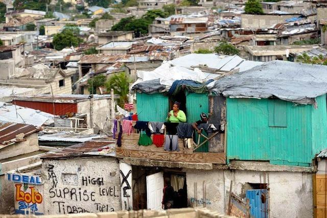 Erdbebenhilfe für Haiti: Wurde alles anders?