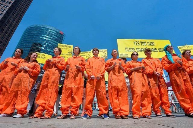 Guantanamo: Der Weg bis zur Schließung ist lang