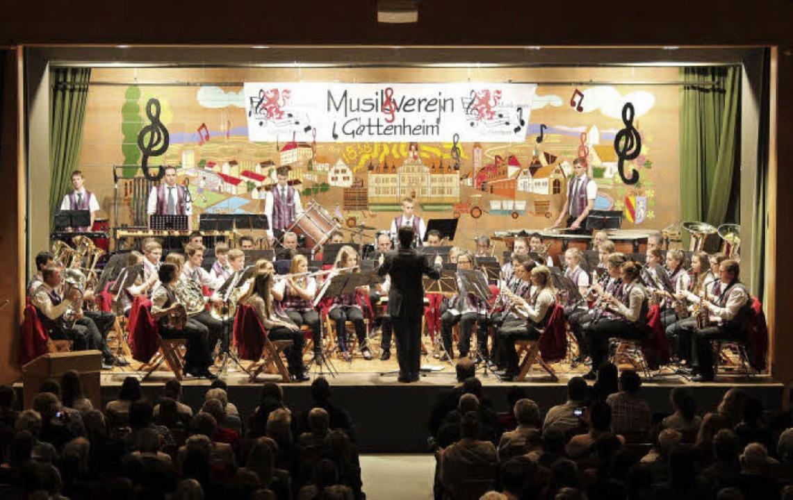 Hier ist Platz. Seit Jahren richtet de...um für Orchester und Publikum bietet.   | Foto: mario schöneberg