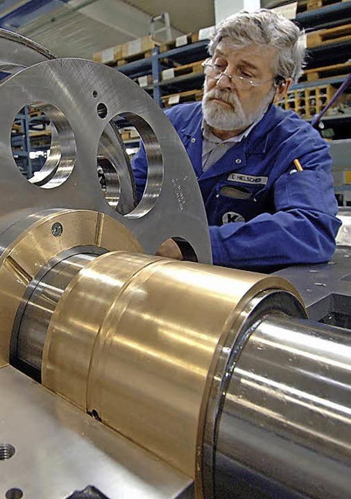 375 Maschinenbauer    Foto: dpa/dpaweb