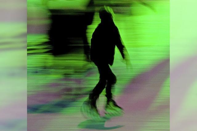 Ice-Freestyle-Contest in Offenburg: Unfallfrei reicht nicht