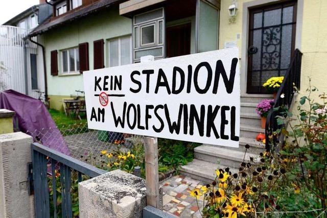 SC Freiburg bedauert Vertagung des Stadion-Entscheids