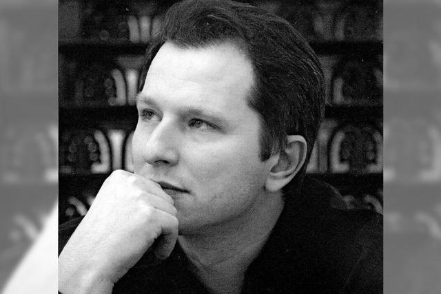 Der Pianist Yuri Martynov spielt in Kenzingen