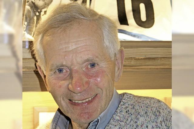 Ski-Legende Georg Thoma erzählt im