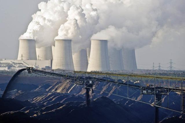 Mehr Klimagas steigt auf