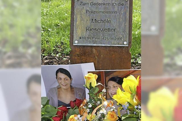 Polizist des Anschlags von Heilbronn verhört