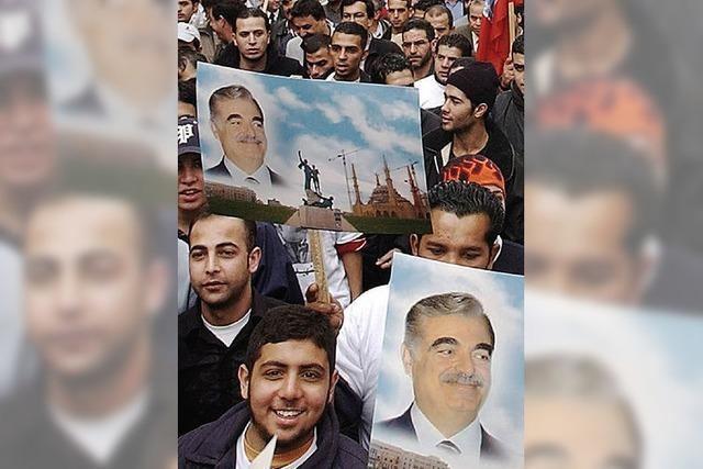 Wer tötete Rafik Hariri?
