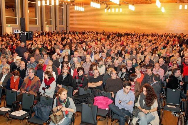OB-Wahl in Kehl: Enges Rennen deutet sich an