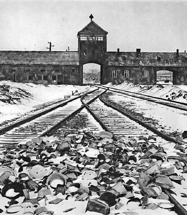 Konzentrationslager Auschwitz  | Foto: Wiener Library/File/Handout