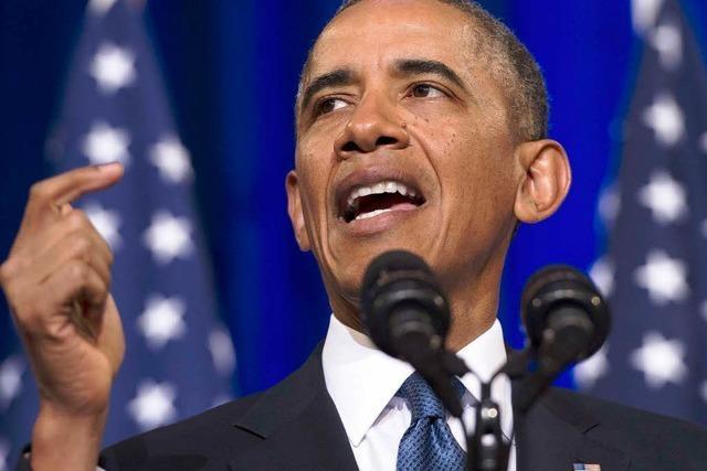 Obama lobt US-Geheimdienste und schränkt sie ein