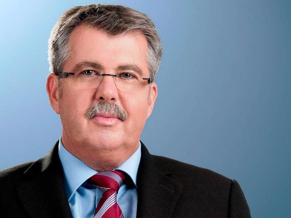 Bernd Sahner auf einem Archivbild aus dem Jahr 2009.  | Foto: privat