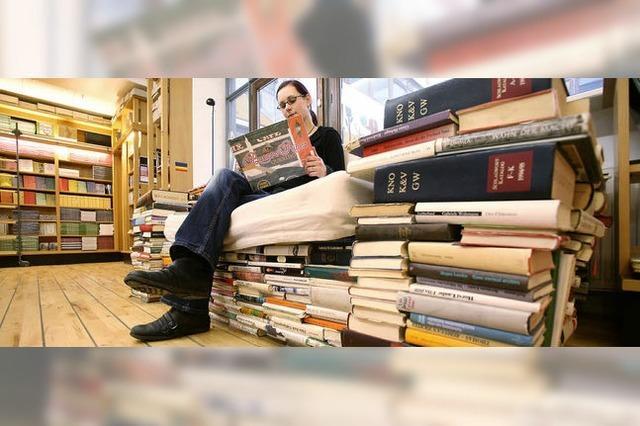 Bücherdämmerung