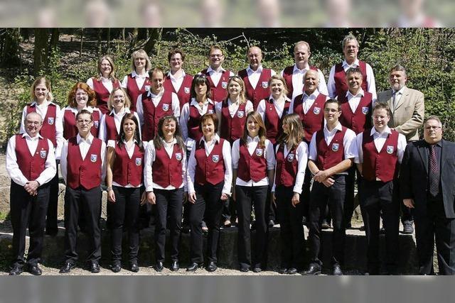 Jahreskonzert des Handharmonika Club Sulzburg in der Schwarzwaldhalle