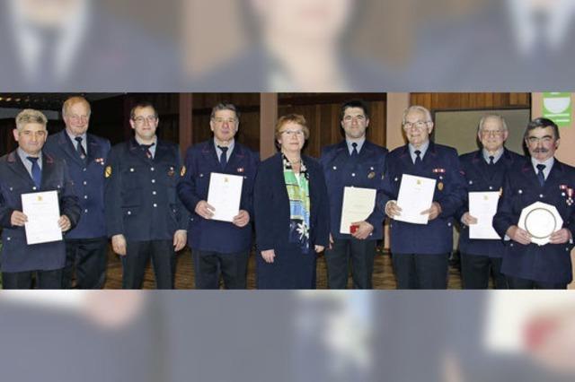 2015 wird Freiamts Feuerwehr 75 Jahre