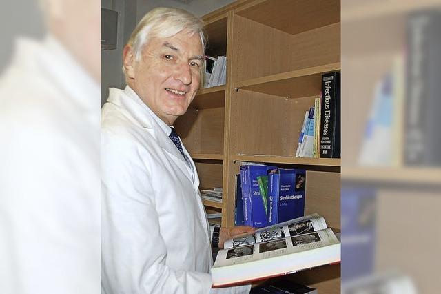 Pionier in Sachen Strahlentherapie