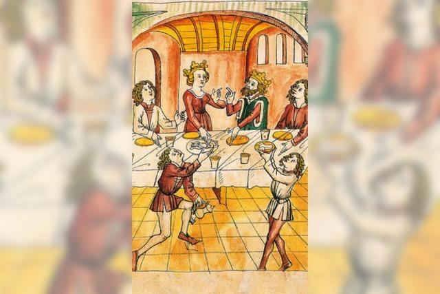 Was war Mode im Mittelalter?