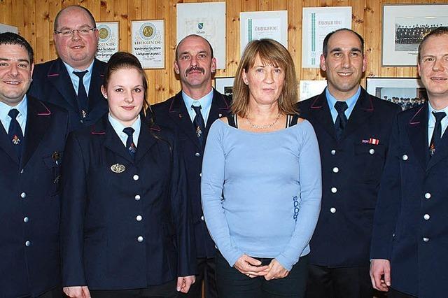 Auf hitzigen Start folgt ein ruhiges Feuerwehrjahr