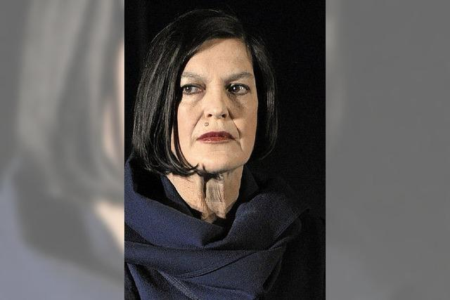 Angela Winkler: Die Ungreifbare