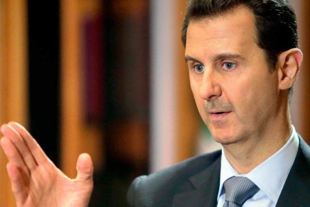 Assads Gegner sind zerstritten