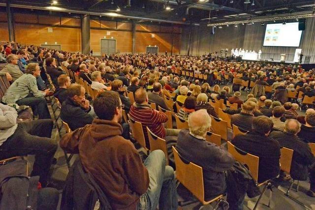 Zitate: Debatte um den Stadion-Standort Wolfswinkel