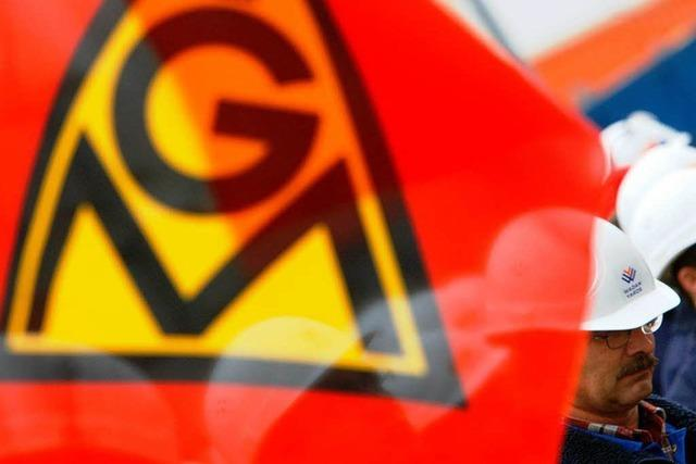 Die IG Metall legt weiter zu – mehr Mitglieder