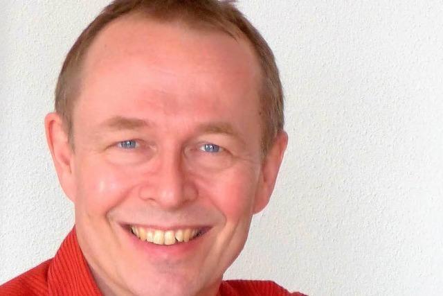 Karl Gehweiler wird Musikschulleiter