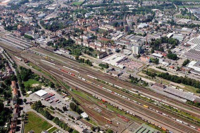 Bahntunnel in Offenburg: Chefplaner stellt drei Optionen vor