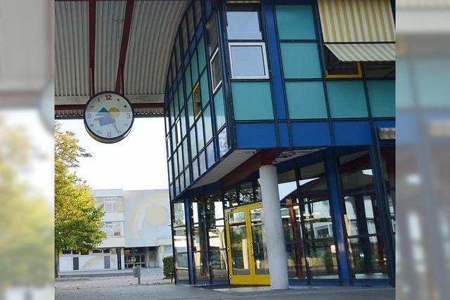 Johanniter-Werkrealschule, Heitersheim