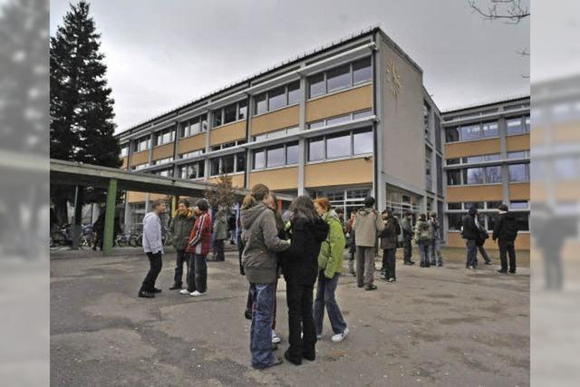 Weiherhof-Realschule, Freiburg