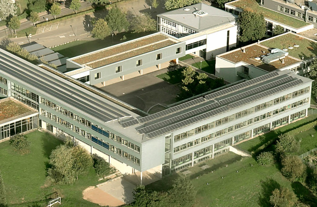 Schule, Mensa und Cafeteria in einem Gebäude    | Foto: Schule