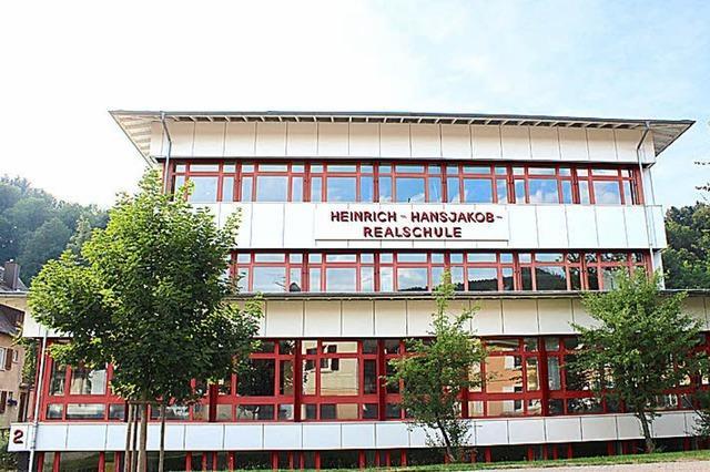 Heinrich-Hansjakob-Realschule, Elzach