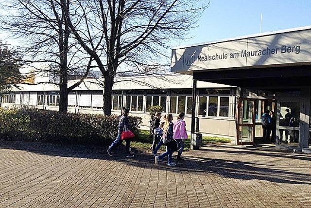 Realschule am Mauracher Berg, Denzlingen