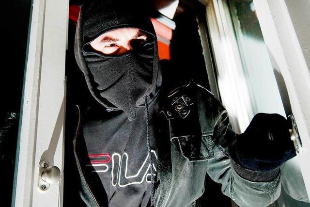 Einbrecher treiben in Südbaden ihr Unwesen – Tipps zum Schutz